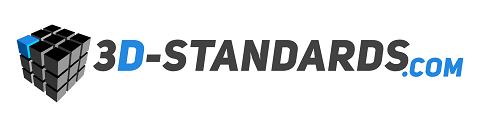 3D Standards Logo